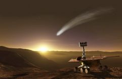 Opportunity-comet Siding Spring