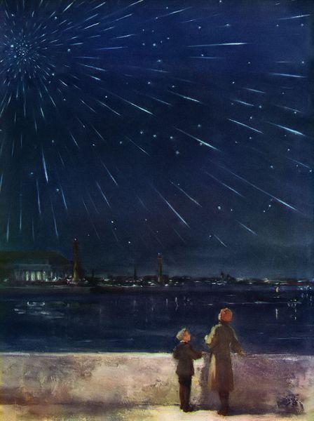 draconids 1933 koltchitsky