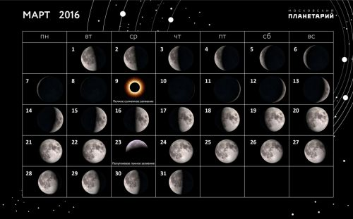 2016 Moon March