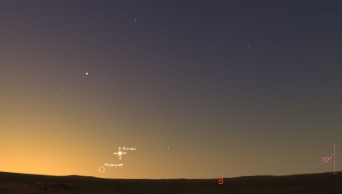 2014-07-13 5am Mercury-Venus Bratsk